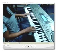 уроки синтезатора