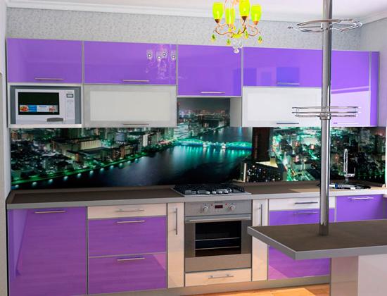 кухня в программе 3D Studio Max фото
