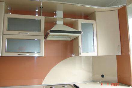 фасады на кухне постформинг фото