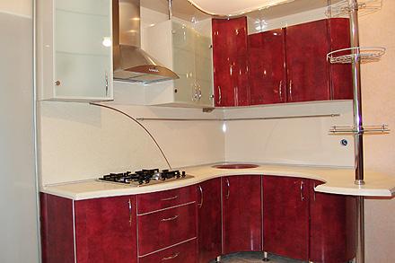 кухонные фасады постформинг фото