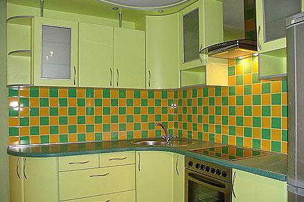 фасады на кухню постформинг фото
