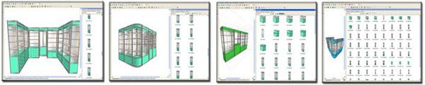 Проекты торгового оборудования